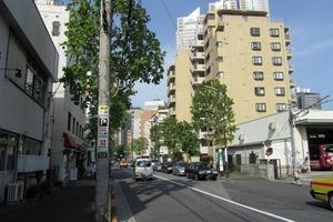 サンビューハイツ新宿の外観