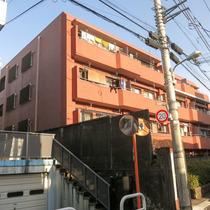 ワコー幡ヶ谷マンションB館