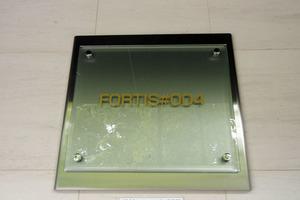 FORTIS(フォルティス)#004の看板