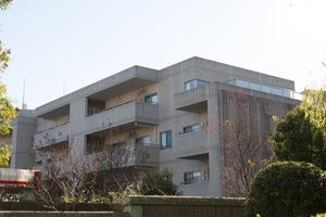 ベリスタ駒沢の外観