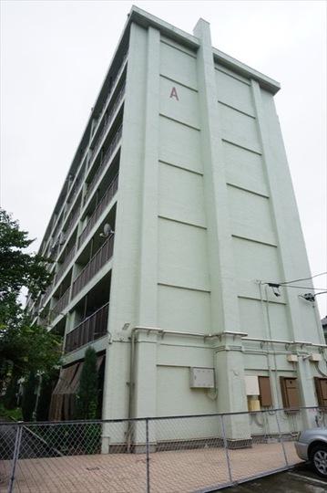 上丸子住宅(A〜D棟)