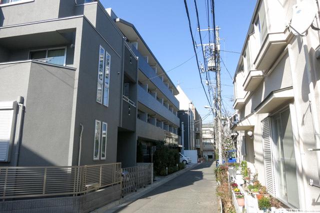 ロアール渋谷本町の外観