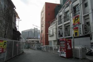ミディアス渋谷ウエストの外観