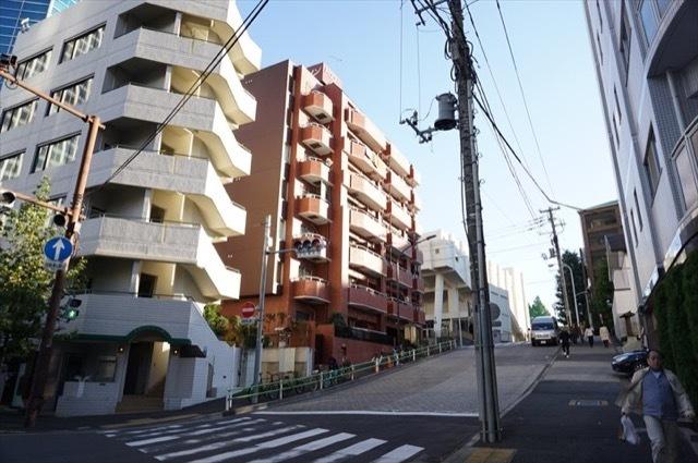 東武ハイライン芝虎ノ門の外観