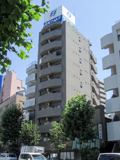 クレアシオン早稲田