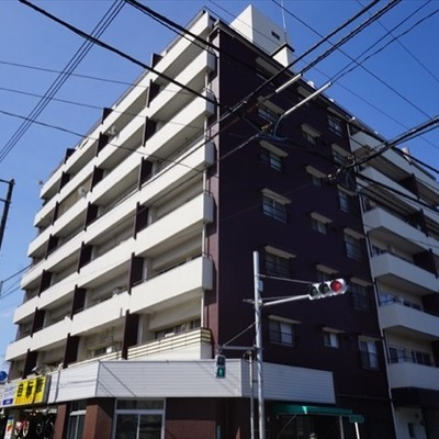 日商岩井上高田マンション