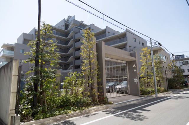 ジオ桜新町クラッシィの外観