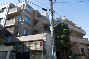 ハイセレサ世田谷代田シティハウスの外観