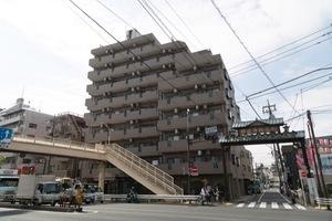 メインステージ東高円寺の外観