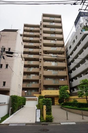 クリオ川崎駅前本町1番館の外観
