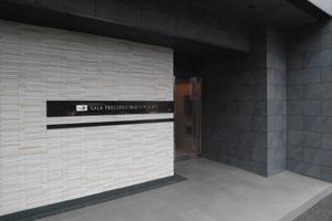 ガーラプレシャス渋谷六本木通りのエントランス