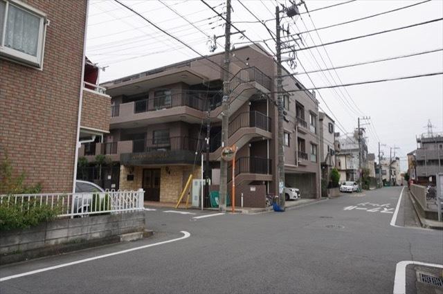 ビッグヴァン日吉弐番館の外観