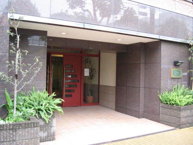 セザール東京ベイフロントのエントランス