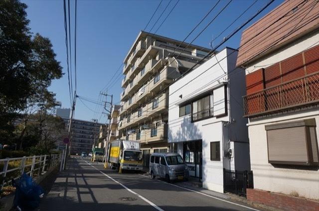 ルイシャトレ西横浜の外観