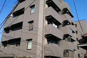 ルーブル東蒲田7番館の外観