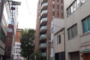 ザパークハウス日本橋蛎殻町の外観
