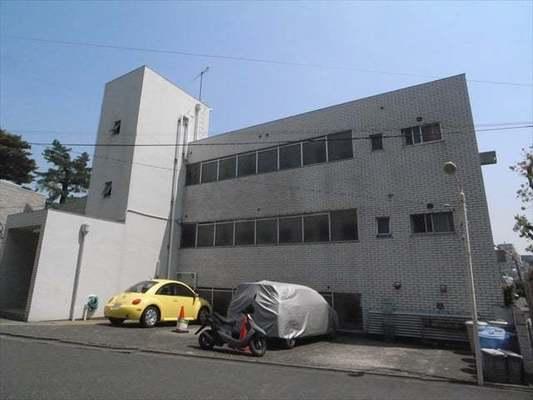 共和マンション(渋谷区)の外観