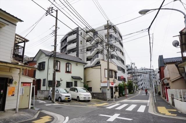 クオス横濱石川町レジデンシャルステージの外観