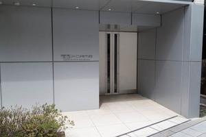 シーフォルム駒沢大学のエントランス