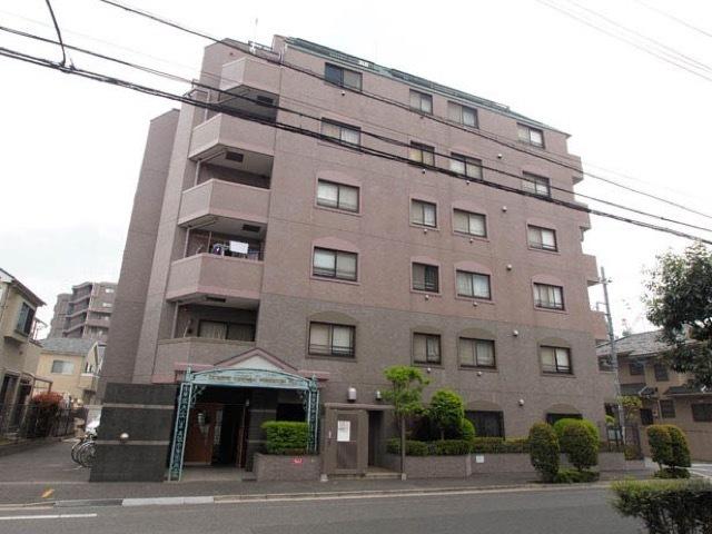 エクメーネ西新井西公園壱番館