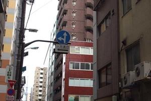ガラシティ日本橋人形町の外観