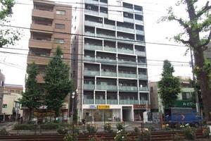 東京イーストレジデンスの外観