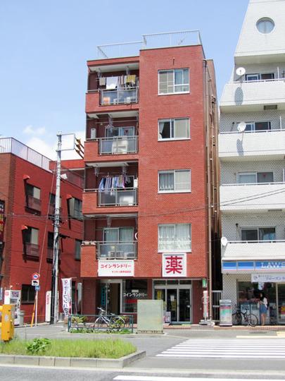 ワセダ山崎マンション