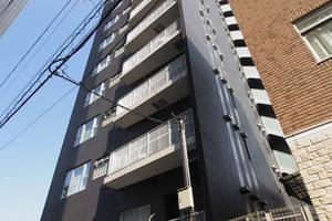 シティハウス文京本駒込の外観