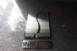 スパシエ巣鴨の看板