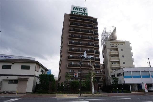 ナイスアーバンステイツ横濱新子安の外観