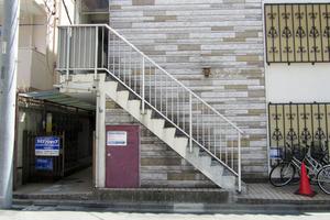 メゾン・ド・早稲田のエントランス