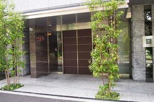 コンシェリア東京ベイサイドコートのエントランス