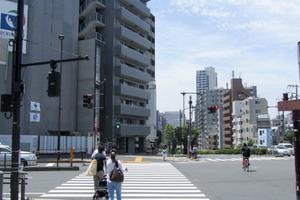 ノバ新宿の外観