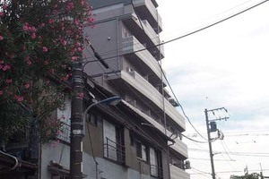 ヴォーガコルテ田端壱番館の外観