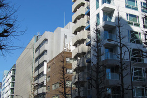 GSハイム新宿南口の外観