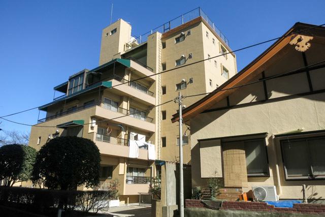 コーポアヴェニュー幡ヶ谷