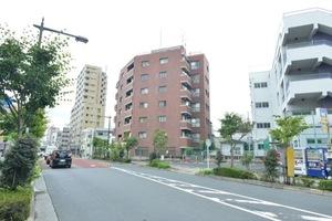平井オーナーズマンション第1の外観