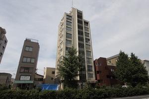 桜川三浦マンションの外観