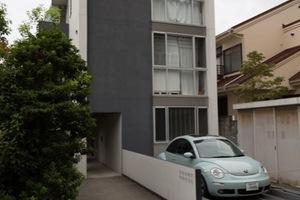 荻窪コートハウスの外観