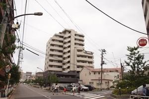 レーベンシティオリスタイル東京亀戸の外観