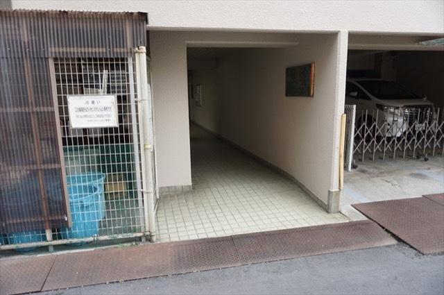 ライオンズマンション川崎第6のエントランス