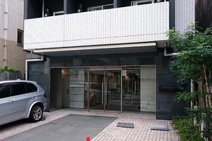 グランドコンシェルジュ蒲田のエントランス