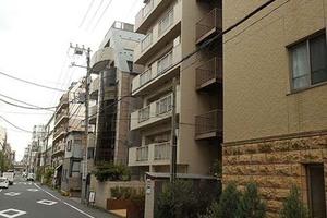 マンション錦糸町の外観