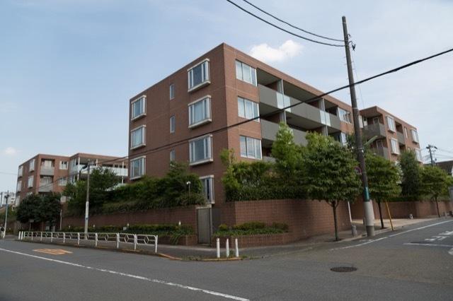 ザフィネスト上野毛パークハウス