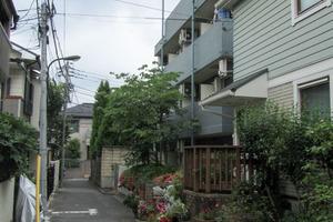 スカイコート新宿落合第5の外観