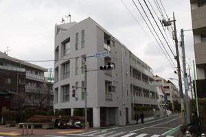 ディアクオーレ桜新町アーティスフォルムの外観