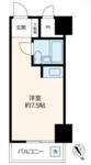 ライオンズマンション西新宿第7の間取り