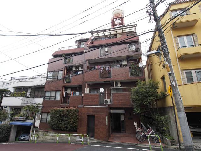 キャニオンマンション文京西片