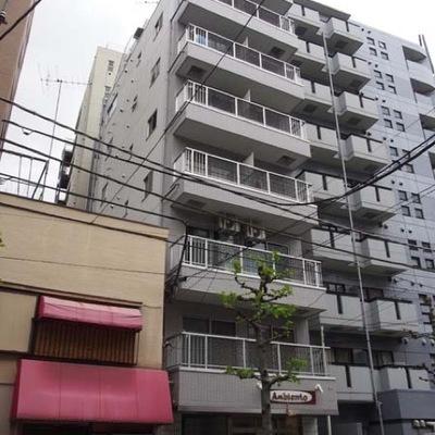 竹内マンション(台東区駒形)
