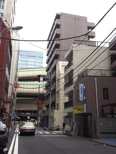 メインステージ日本橋箱崎の外観